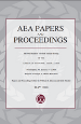 AEA Papers and Proceedings Journal Cover