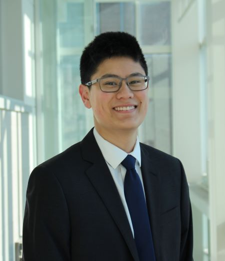 Andrew Chai '21 portrait