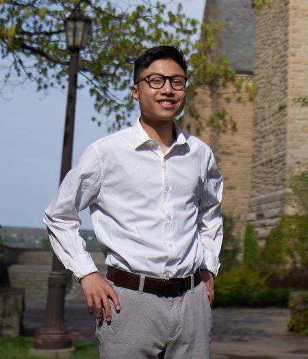 Darren Chang '21 portrait