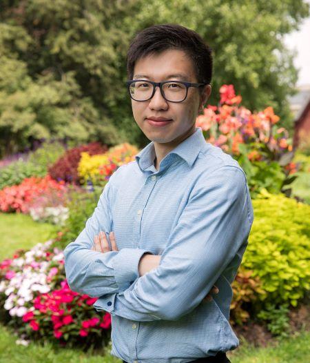 Portrait of Chen Qiu