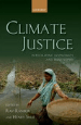 Climate Justice book cover