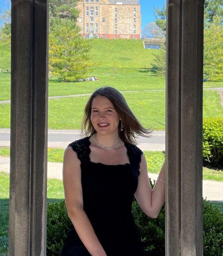 Abigail Cundiff '21 portrait