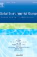Global Environmental Change journal cover