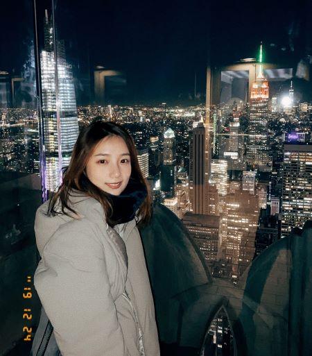 Alexia (Qi) Ge '21 portrait