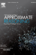 International Journal of Approximate Reasoning cover