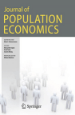 Journal of Population Economics journal cover
