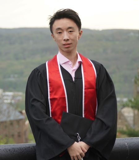 Xiangru Li '21 portrait