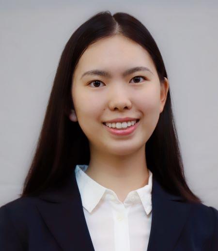 Jiali Liu '21 portrait