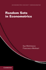 Random Sets in Econometrics Book Cover