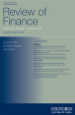 Review of Finance journal cover