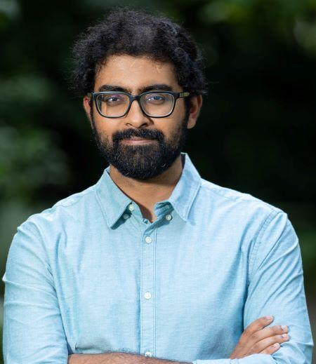 Portrait of Suraj Malladi