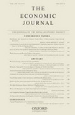 Economic Journal cover