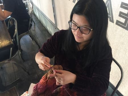 Yiqing Zhao '14
