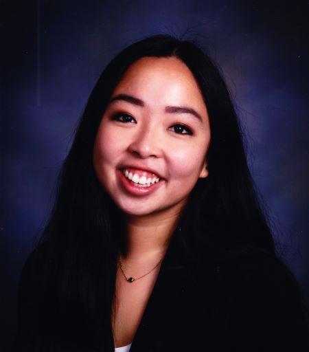 Kaitlyn Zhao '21 portrait