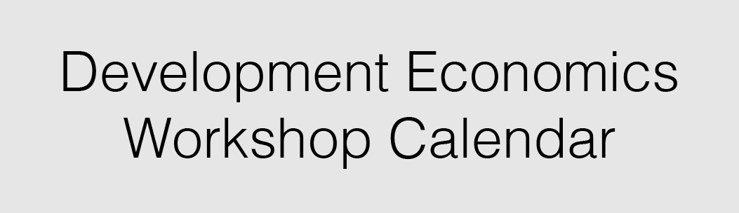 Link to CU Event Calendar View of All Development Workshops
